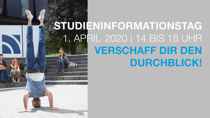 Studieninformationstag 2020