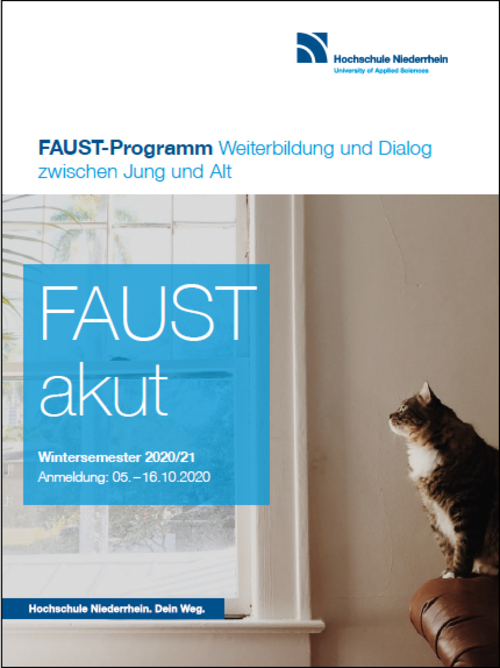 Cover FAUST-Programm