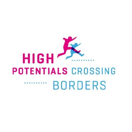 Logo High Potentials Crossing Borders